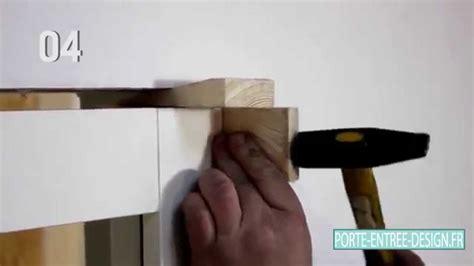 comment isoler une porte d entree comment poser une porte d entr 233 e design