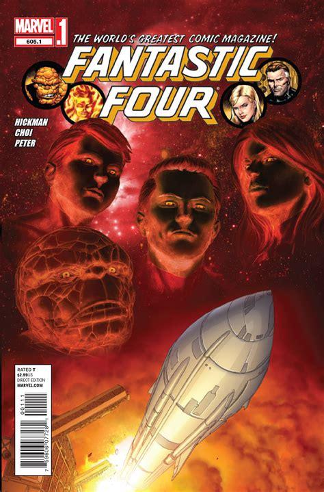 Fantastic Four #6051 Review  Marvel Comics  Talking Comics