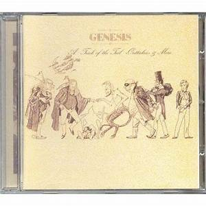 A trick of the tail 'outtakes' & more by Genesis, CD with ...