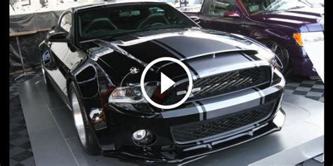 mustang shelby gt  galpin auto sports