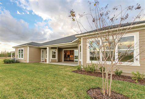 semi custom home floor plans north florida home builders