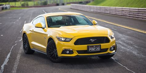 Ford Mustang Car by 2017 Ford Mustang Gt Fastback Review Term Report