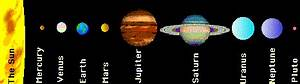 Planets Listed Smallest to Largest (page 3) - Pics about space