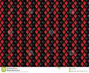 Red And Black Diamonds Background Stock Photo - Image ...
