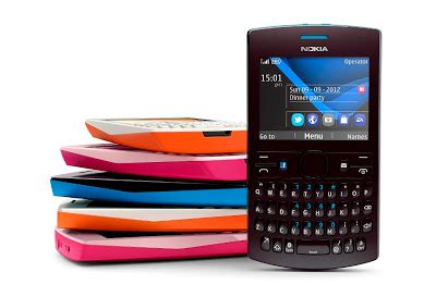 nokia asha  latest mobiles phones