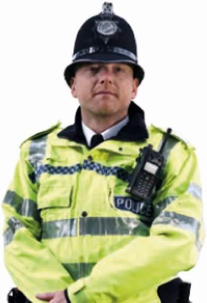 Vin Police Chip Policeman Cris Caravan Theft