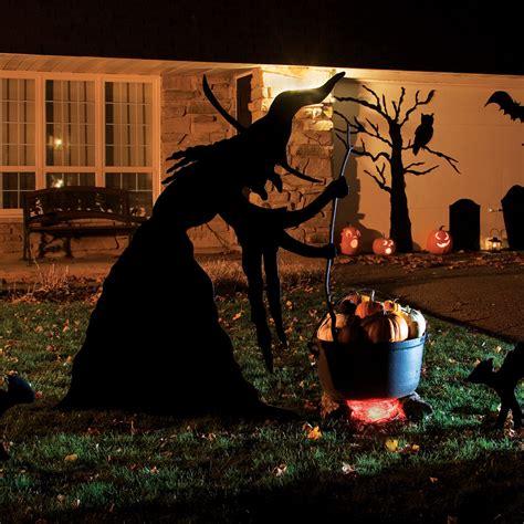 decoration halloween exterieur  fabriquer visuel