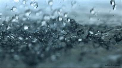 Rain Water Drops Nature Gifs Animated Amazing