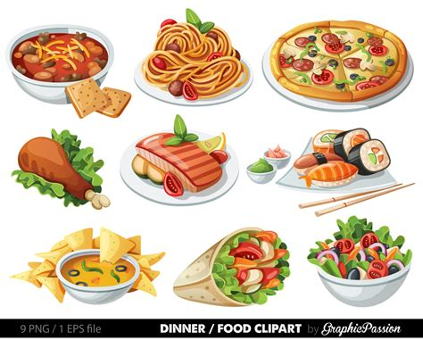 cuisine clipart food clipart 2901 free clipart images clipartwork