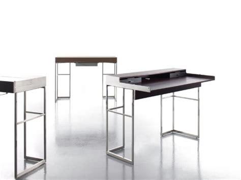 small modern writing desk furniture fashionmagic desk yomei 39 s modern leather