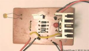 Solar To 6v Batt To Led Emergency Light Circuit  U2013 Circuits Diy