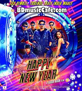 Happy New Year Movie First Look, Information, Poster | BD ...
