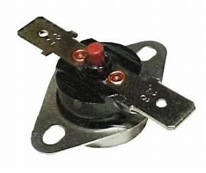Williams Furnace Vent Limit Switch P321826 U00e2 U2014 Cuts Off At