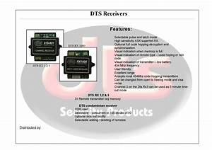 Receivers  U2013 Dts Security Products