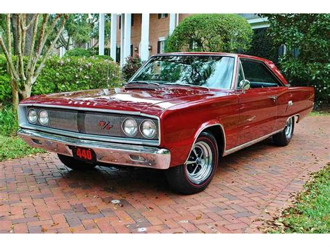 1967 Dodge Coronet R T by 1967 Dodge Coronet For Sale Classiccars Cc 959557