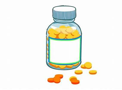 Pill Clipart Pills Bottle Clip Medicine Tablet
