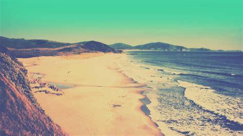 hd hintergrundbilder brandung meer kueste sand strand