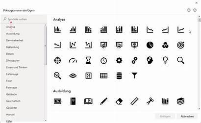 Excel Symbole Microsoft Piktogramm Suchen Piktogramme Insider