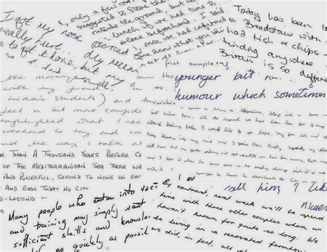 Handwriting For Adults  Hand Writing