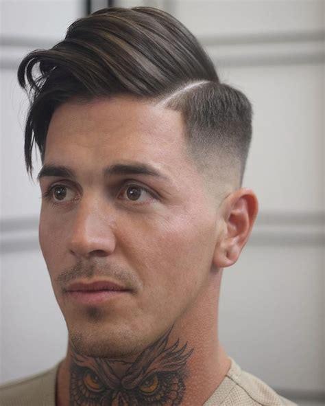 mens parted hair styles de 25 bedste id 233 er inden for side parting p 229 6114