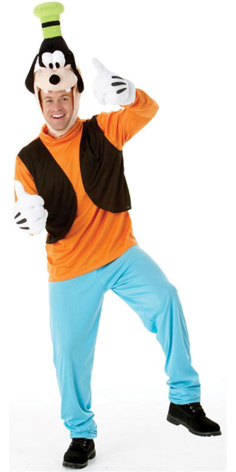 goofy costumes for men women kids parties costume
