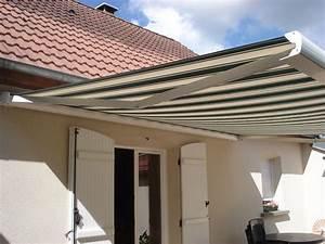 Store Banne Terrasse : store banne 5x3 5 store banne coffre entier motoris et ~ Edinachiropracticcenter.com Idées de Décoration