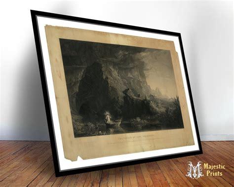 Framed The Voyage Of Life Print Set