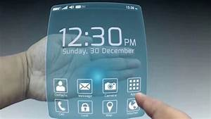The Ring Phone Future Phone In 2030    Future come true ...