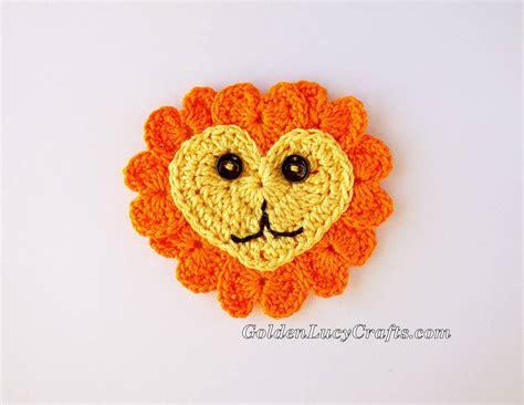 Applique Patterns by Crochet Applique Shaped Free Pattern