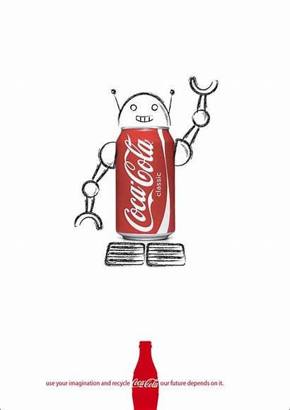 Cola Coca Ad Recycle Miami Coke Campaign