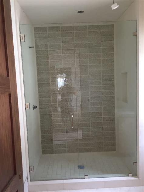 frameless glass shower enclosures large frameless glass enclosure patriot glass and mirror san diego ca