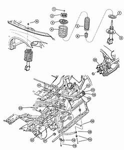 Dodge Dakota Bolt Package  Camber Adjustment  Mounting