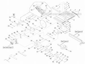 Ryobi Rts10 Parts List And Diagram   Ereplacementparts Com