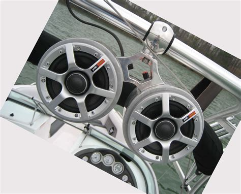 Boat Speakers For Tower by Boat Tower Speakers