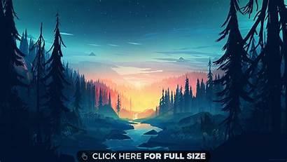 Forest Gustafsson Mikael Minimalist Free4kwallpapers Background Desktop