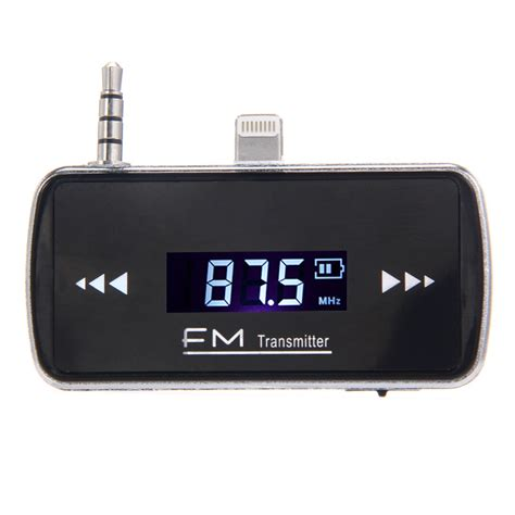 iphone fm transmitter wireless in car mp3 fm transmitter for iphone 6