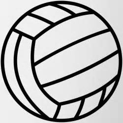 Volleyball Clip Art for T-Shirts