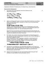 Ph Puffer Berechnen : schulaufgaben chemie klasse 12 gymnasium catlux ~ Themetempest.com Abrechnung