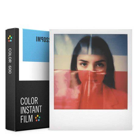 Impossible Instant by Impossible Instant Color For 600 Walmart