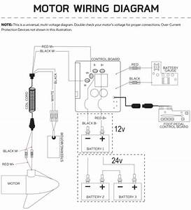 Minn Kota Onboard Battery Charger Wiring Diagram