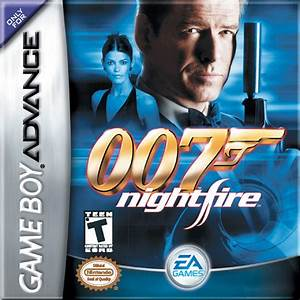 007 Nightfire Box Front
