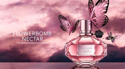 Viktor & Rolf Flowerbomb Nectar 50ml eau de parfum spray