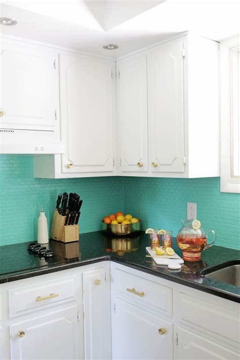how to do a kitchen backsplash why renovate when these easy home updates are possible