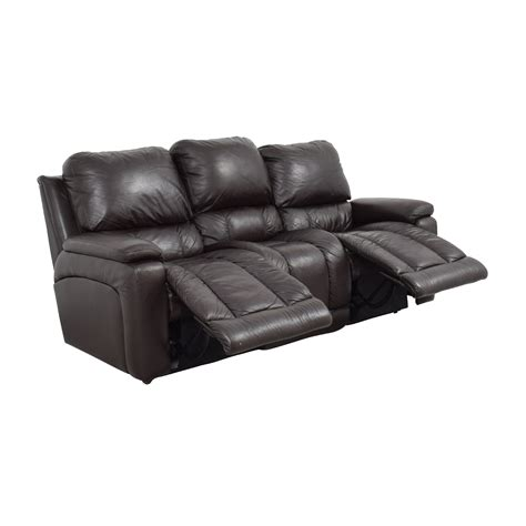 lazy boy leather reclining sofa used lazy boy sofa used lazy boy sectional for couch