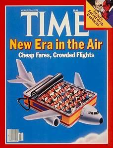 TIME Magazine Cover: Cheap Air Fares - Aug. 14, 1978 ...