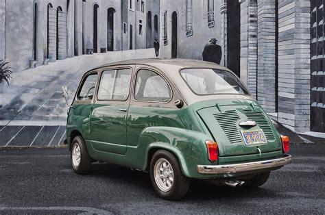 fiat multipla for 1959 fiat 600 multipla sports car shop