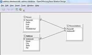 First Openoffice Database  Part 2