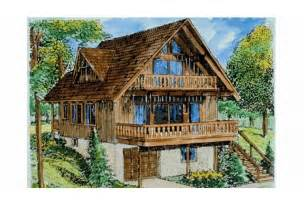 Chalet Home Designs by Eplans Chalet House Plan Three Bedroom 1614 Square