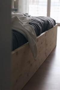 Bett Selbst Gebaut : diy familienbett mit eve matratze einfach selber gebaut schlafzimmer bedrooms bett ~ Eleganceandgraceweddings.com Haus und Dekorationen