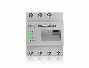 Sma Sunny Home Manager 2 0 : mit einem energiemanager die vorteile ihrer solaranlage genie en zolar ~ Frokenaadalensverden.com Haus und Dekorationen